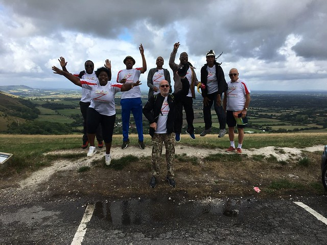 10th August 2018 Devil's Dyke